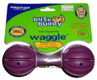 Waggle Treat Toy by Busy Buddy